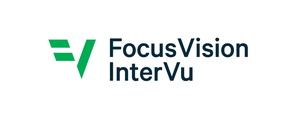 All New FocusVision InterVu: Webcam Interview Platform